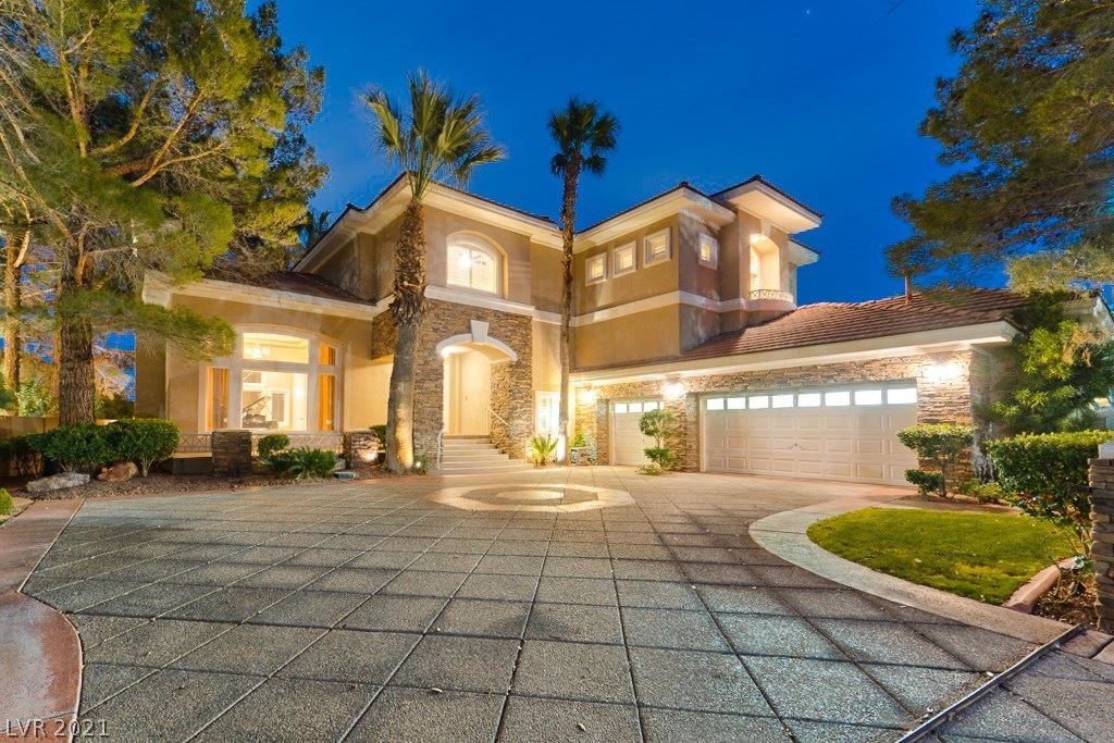 Photo of 1800 Glenview Drive, Las Vegas, NV 89134 (MLS # 2279249)