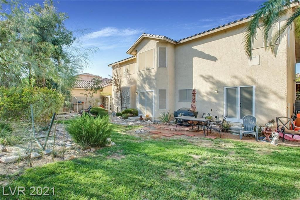 Photo of 321 POWERBILT Avenue, Las Vegas, NV 89148 (MLS # 2142250)