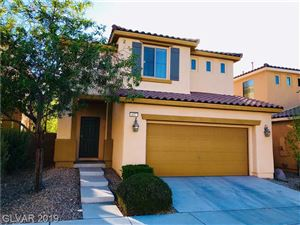 Photo of 637 BRIGHT VALLEY Place, Henderson, NV 89011 (MLS # 2136251)