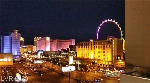 Photo of 211 East FLAMINGO Road #1014, Las Vegas, NV 89169 (MLS # 2184251)