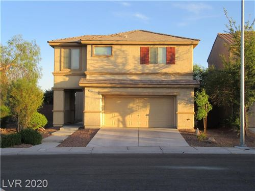 Photo of 4121 Galapagos Ave Avenue, North Las Vegas, NV 89084 (MLS # 2208251)