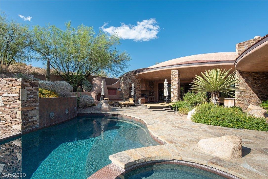 Photo of 55 Promontory Ridge Drive, Las Vegas, NV 89135 (MLS # 2223251)