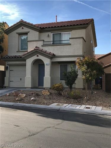 Photo of 427 ROYAL BRIDGE Drive, Las Vegas, NV 89178 (MLS # 2166252)