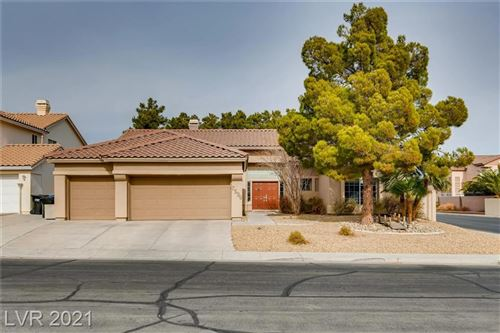 Photo of 2530 Mesa Verde Terrace, Henderson, NV 89074 (MLS # 2260252)
