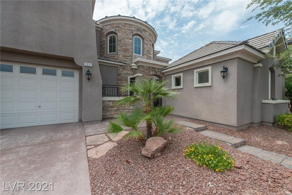 Photo of 7221 Cypress Run Drive, Las Vegas, NV 89131 (MLS # 2325252)