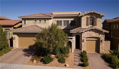 Photo of 374 Capistrano Vistas Street, Las Vegas, NV 89138 (MLS # 2246253)