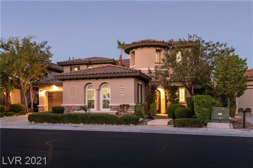 Photo of 2068 ORCHARD MIST Street, Las Vegas, NV 89135 (MLS # 2335253)