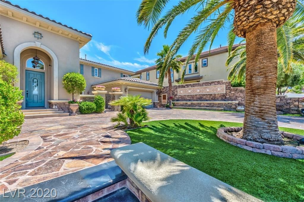 Photo of 1340 ENCHANTED RIVER Drive, Henderson, NV 89012 (MLS # 2203253)