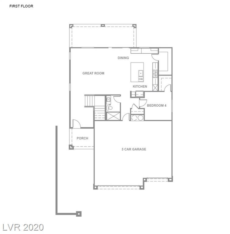 Photo of 4239 Kibraney Avenue #Lot 177, North Las Vegas, NV 89084 (MLS # 2227253)