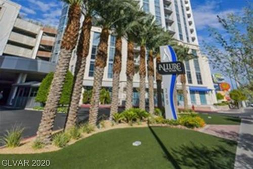 Photo of 200 SAHARA Avenue #1501, Las Vegas, NV 89102 (MLS # 2146254)