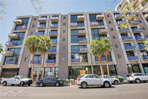 Photo of 353 East BONNEVILLE Avenue #363, Las Vegas, NV 89101 (MLS # 2198254)