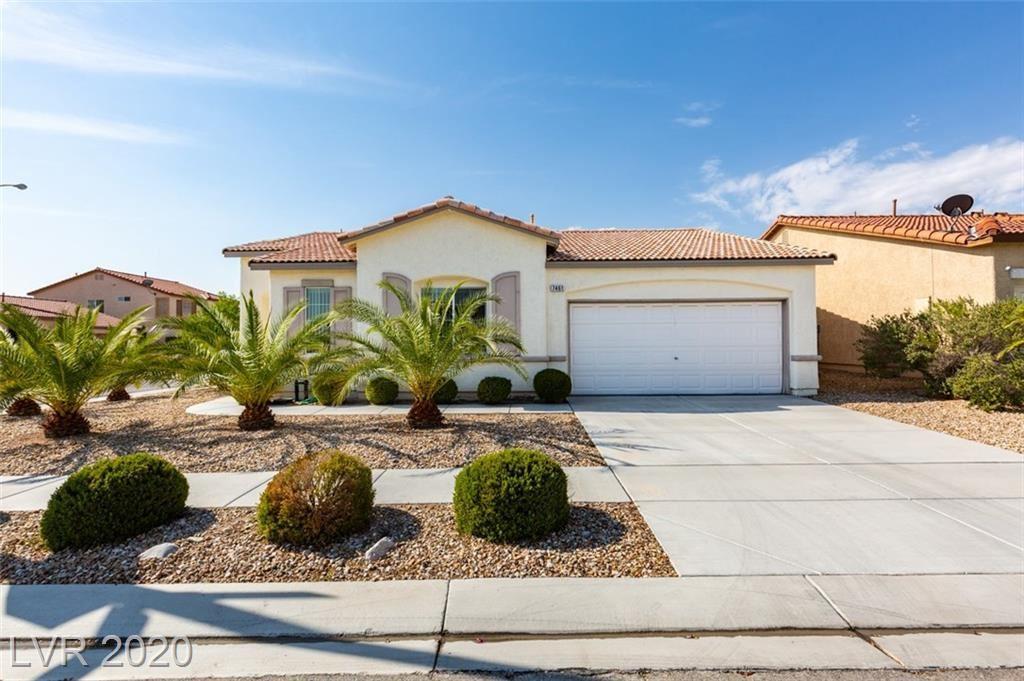 Photo of 7461 Burnt Oak Avenue, Las Vegas, NV 89113 (MLS # 2222254)