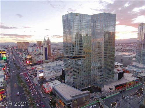 Photo of 3750 South LAS VEGAS Boulevard #3802, Las Vegas, NV 89158 (MLS # 2324255)