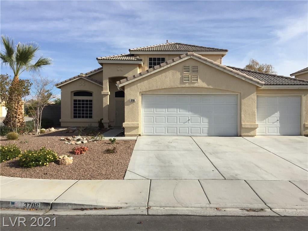 3708 Quaker Lake Street, North Las Vegas, NV 89032 - MLS#: 2333255
