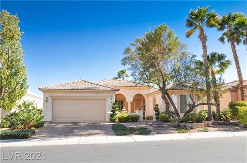 Photo of 10575 Angelo Tenero Avenue, Las Vegas, NV 89135 (MLS # 2304256)