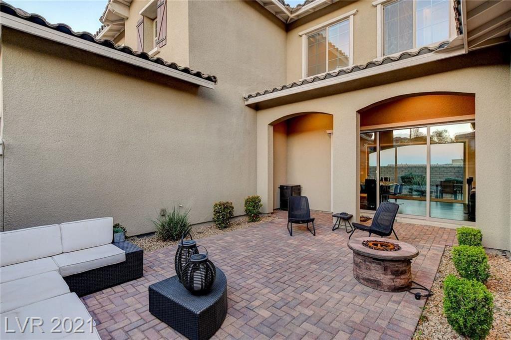 Photo of 370 Calabria Ridge Street, Las Vegas, NV 89138 (MLS # 2341256)