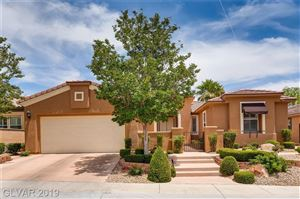 Photo of 4668 RIVA DE ROMANZA Street, Las Vegas, NV 89135 (MLS # 2114257)