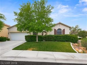 Photo of 1371 COPPELIA Court, Henderson, NV 89052 (MLS # 2142257)
