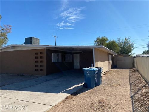 Photo of 2731 Perliter Avenue, North Las Vegas, NV 89030 (MLS # 2258257)