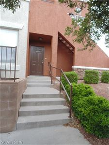 Photo of 9303 GILCREASE Avenue #1244, Las Vegas, NV 89149 (MLS # 2099258)
