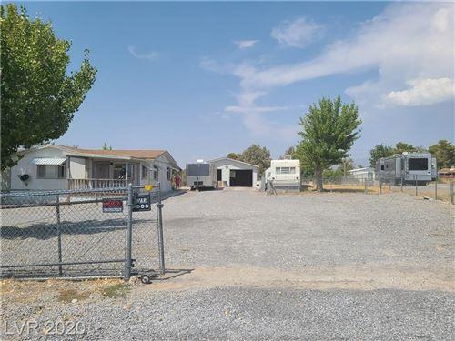 Photo of 960 Third Street, Pahrump, NV 89048 (MLS # 2227258)