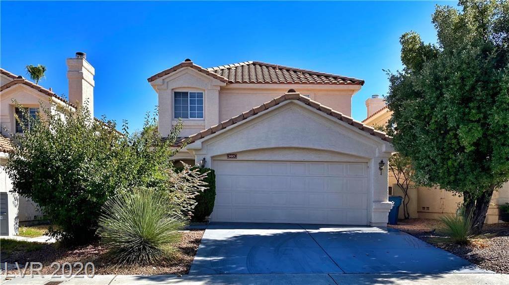 Photo of 9445 Amber Valley Lane, Las Vegas, NV 89134 (MLS # 2213258)