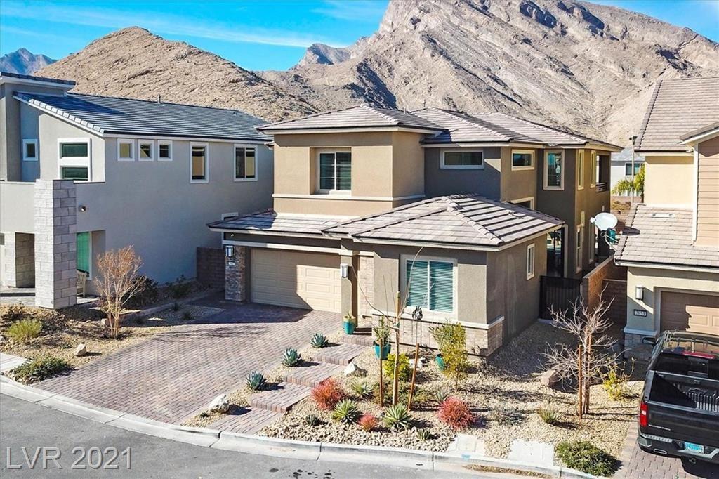 Photo of 2647 Iron Crest Lane, Las Vegas, NV 89138 (MLS # 2262258)