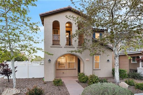 Photo of 2093 Artistic Flair, Henderson, NV 89044 (MLS # 2186259)