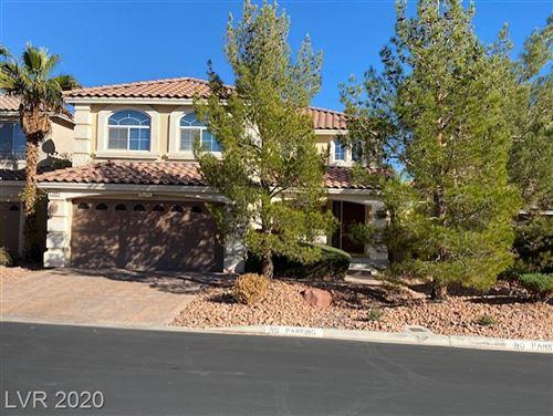 Photo of 10866 Fintry Hills Street, Las Vegas, NV 89141 (MLS # 2248259)