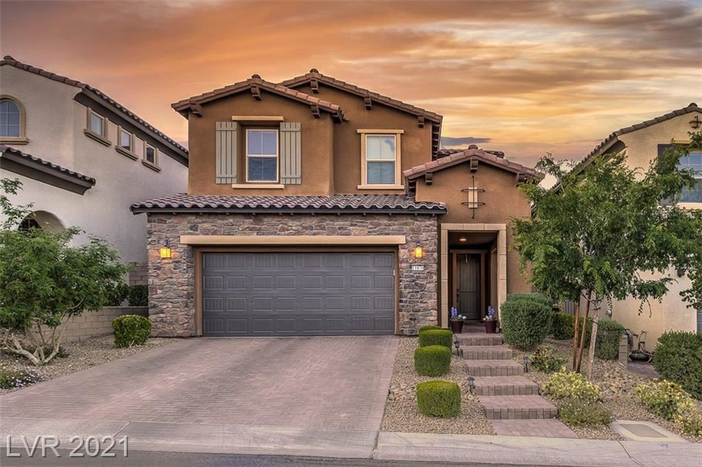 Photo of 11870 Corenzio Avenue, Las Vegas, NV 89138 (MLS # 2293261)