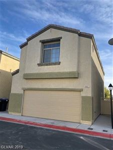 Photo of 607 DESERT SILK Court, North Las Vegas, NV 89084 (MLS # 2124262)