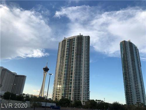 Photo of 222 Karen Avenue #2701, Las Vegas, NV 89109 (MLS # 2193262)