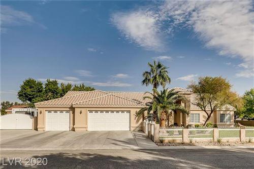 Photo of 5920 Wasatch Ridge Circle, Las Vegas, NV 89149 (MLS # 2239262)