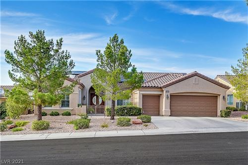 Photo of 3004 Fort Stanwix Road, Henderson, NV 89052 (MLS # 2336262)