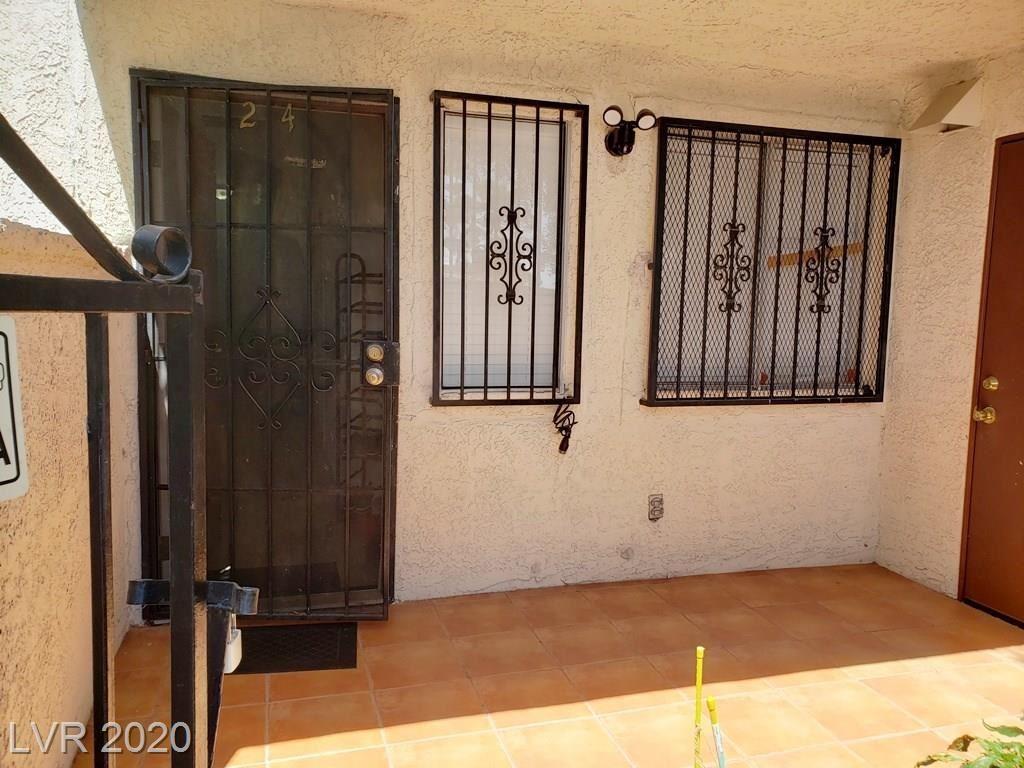 Photo of 3683 Lucido Drive #24, Las Vegas, NV 89103 (MLS # 2207262)