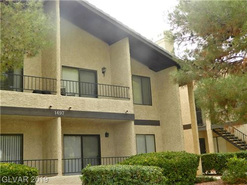 Photo of 1497 TAMARENO Circle #4, Las Vegas, NV 89119 (MLS # 2158263)
