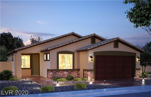 Photo of 7334 ANORA Street #LOT 107, North Las Vegas, NV 89084 (MLS # 2173263)