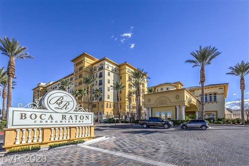 Photo of 2455 Serene Avenue #914, Las Vegas, NV 89123 (MLS # 2216264)