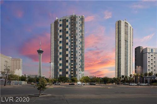Photo of 322 Karen Avenue #2501, Las Vegas, NV 89109 (MLS # 2218264)