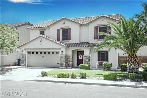 Photo of 4913 Apache Valley Avenue, Las Vegas, NV 89131 (MLS # 2319264)