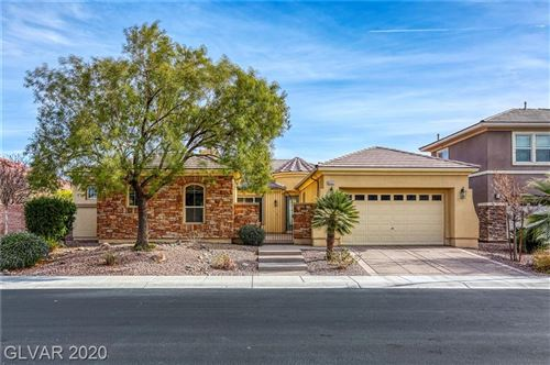 Photo of 8552 GRAND PALMS Circle, Las Vegas, NV 89131 (MLS # 2167265)