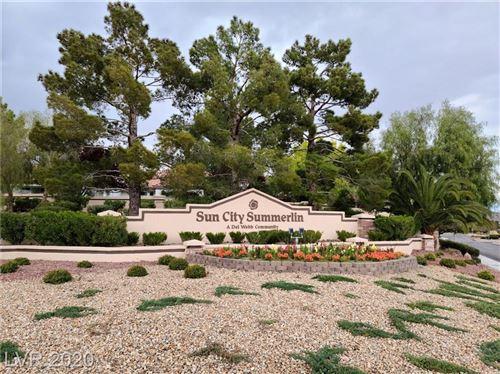 Photo of 2729 Vista Butte Drive, Las Vegas, NV 89134 (MLS # 2186265)