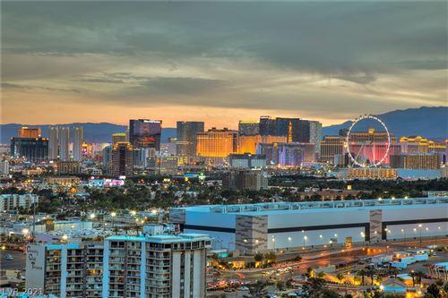 Photo of 3111 Bel Air Drive #PH28E, Las Vegas, NV 89109 (MLS # 2299265)