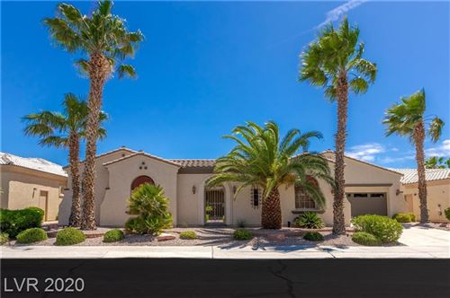 Photo of 4650 Denaro Drive, Las Vegas, NV 89135 (MLS # 2197266)