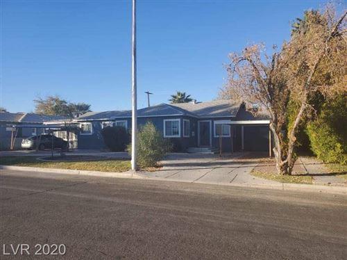 Photo of 815 Park Paseo, Las Vegas, NV 89104 (MLS # 2252266)