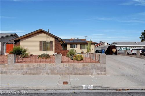 Photo of 7024 PINEDALE Avenue, Las Vegas, NV 89145 (MLS # 2156267)