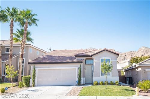 Photo of 3249 RIDGECLIFF Street, Las Vegas, NV 89129 (MLS # 2167267)