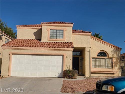 Photo of 3316 VENTANA HILLS Drive, Las Vegas, NV 89117 (MLS # 2248267)