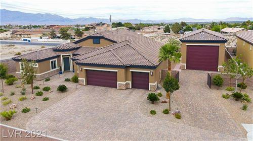 Photo of 5680 Willow Canyon Street, Las Vegas, NV 89149 (MLS # 2303268)