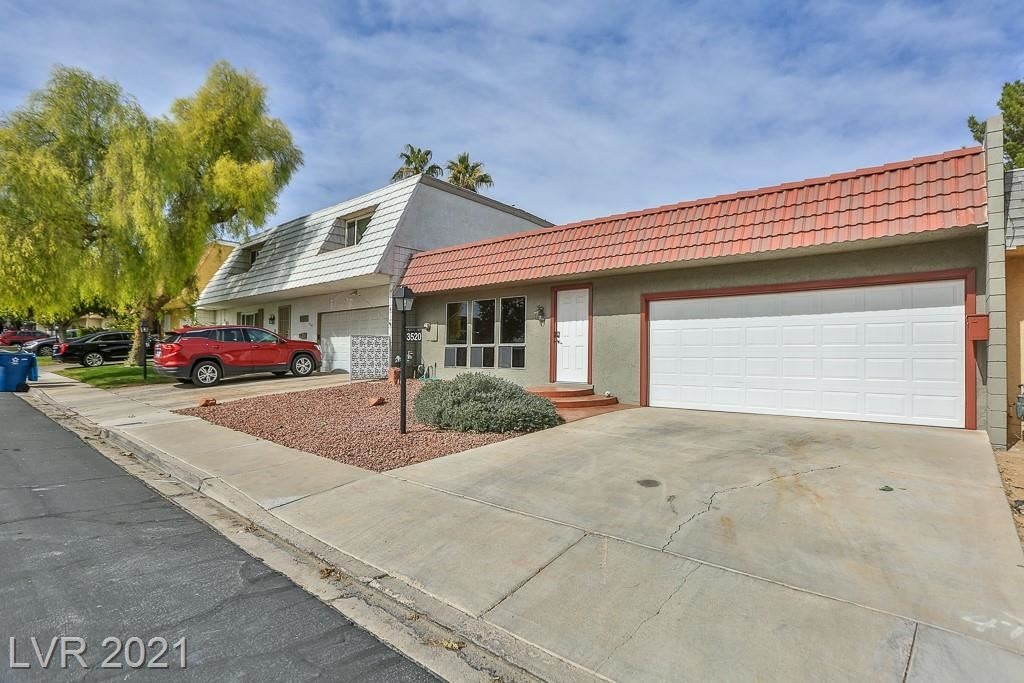 Photo of 3520 Legendary Drive, Las Vegas, NV 89121 (MLS # 2343268)